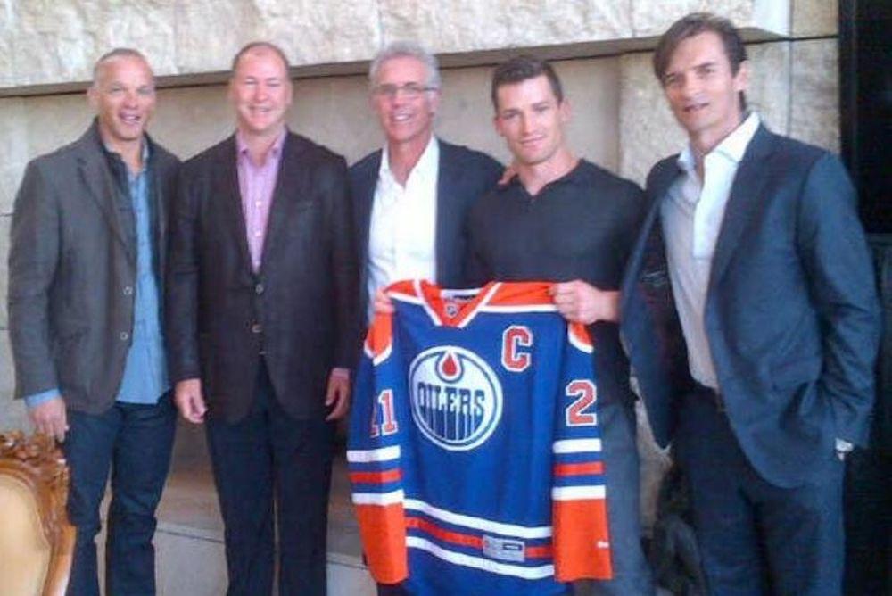 NHL: Αρχηγός στους Όιλερς ο Ference!