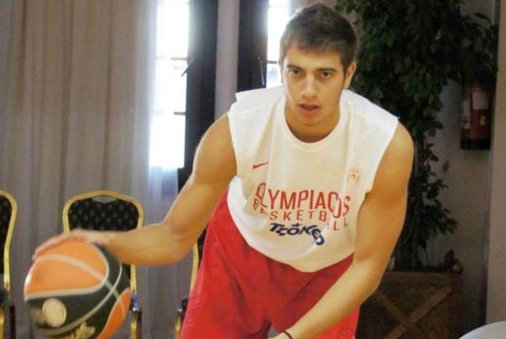 Χριστοδούλου στο Onsports: «Δεν έχω καταλάβει ότι είμαι στον Ολυμπιακό!» (photos+video)