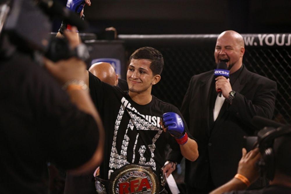 MMA: Παρέμεινε αήττητος ο… αδερφός του Pettis