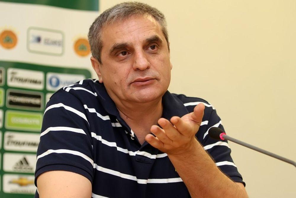 Πεδουλάκης: «Περιμένουμε τον Ούκιτς»