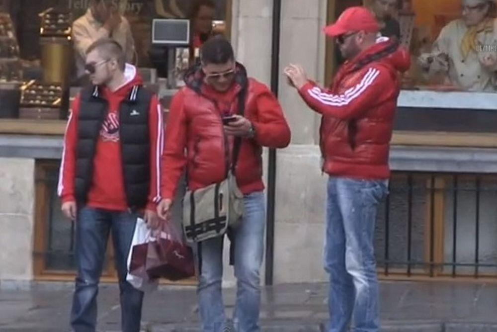 Ολυμπιακός: Τα προγνωστικά των οπαδών από τις Βρυξέλλες (video)