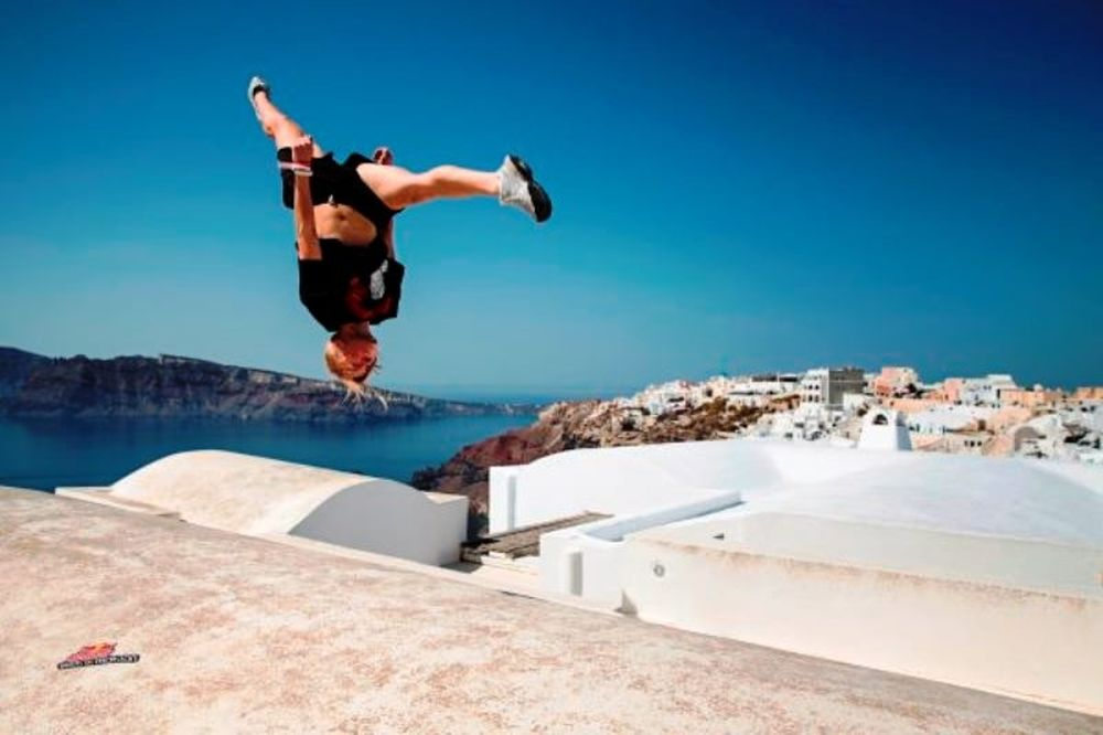 Red Bull Art of Motion μέσα από τη ιδιαίτερη ματιά του Yatzer (video)