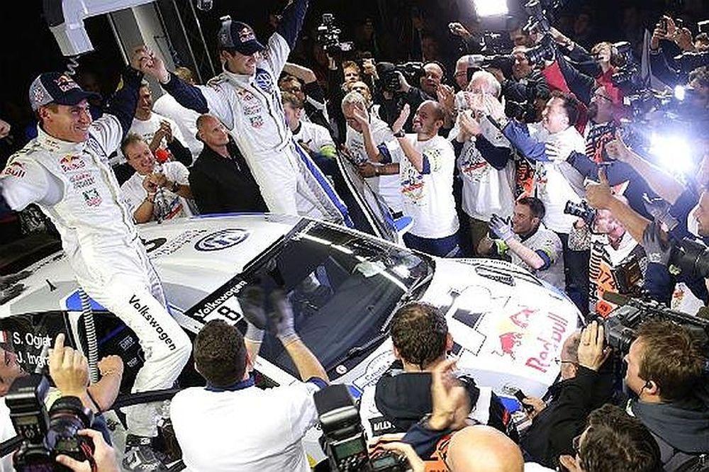 WRC: Παγκόσμιος πρωταθλητής ο Οζιέ (video)