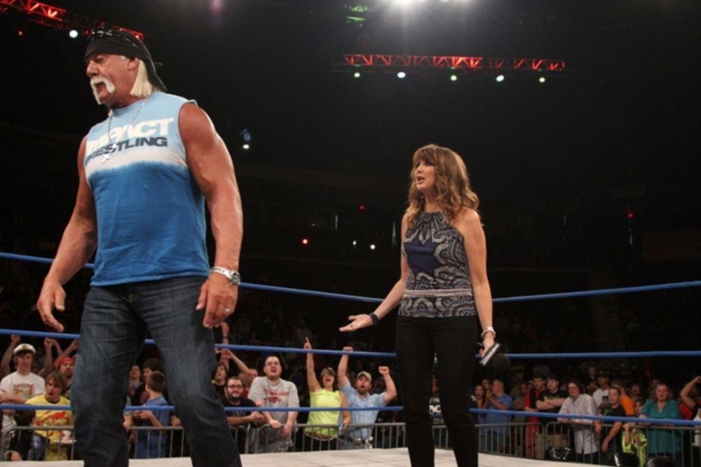 TNA Impact Wrestling: Αποχώρησε ο Hogan (photos+videos)