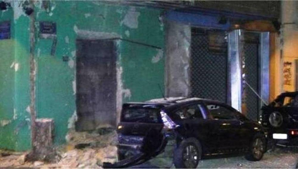Χτύπημα με βόμβα σε σύνδεσμο του Παναθηναϊκού στα Πετράλωνα