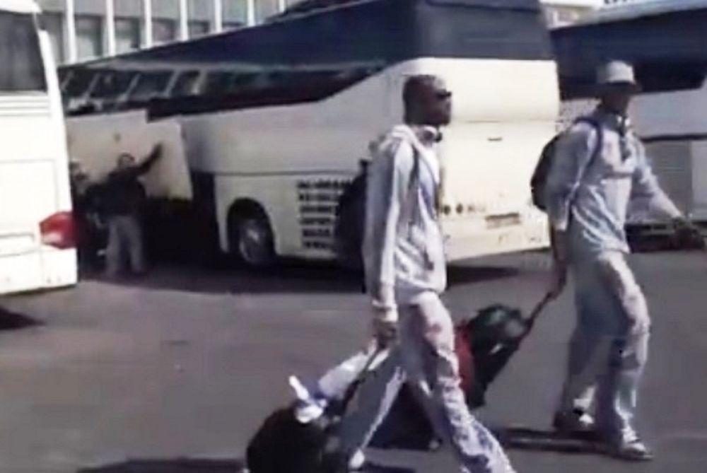 Παναθηναϊκός: «Πάτησε» Ηράκλειο η αποστολή (videos)