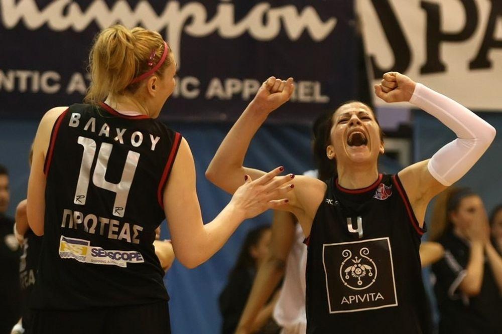Κύπελλο Μπάσκετ Γυναικών: Τρεις αγώνες στο Μετς