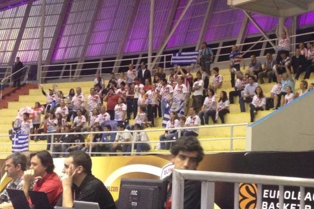 Ολυμπιακός: Με φιλάθλους στο Σάο Πάολο