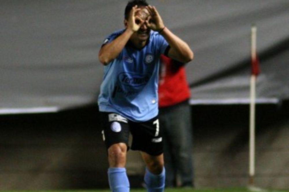 Αργεντινή: «Τρένο» η Μπελγκράνο (video)