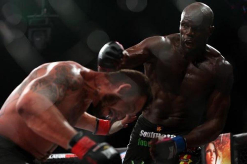 Bellator 102: Ντεμπούτο με KO για Kongo (GIFs)