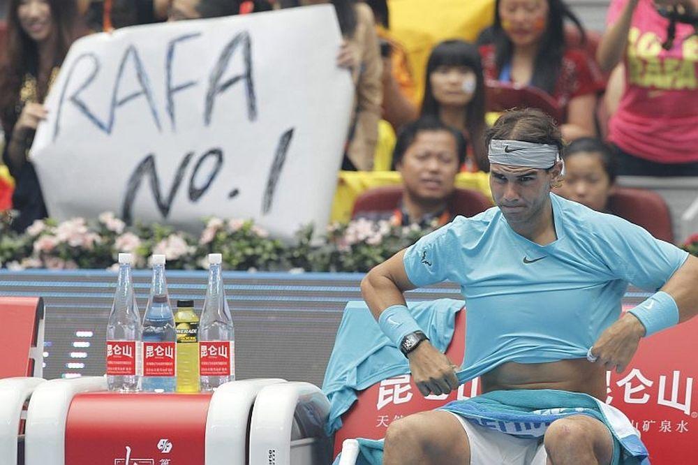 Τένις: Ξανά στην κορυφή ο Ναδάλ (video)