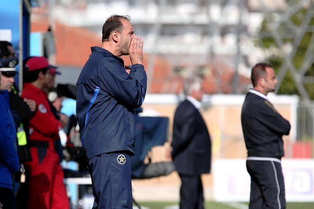 Βεργέτης: «Δικαιούμασταν και άλλο γκολ»
