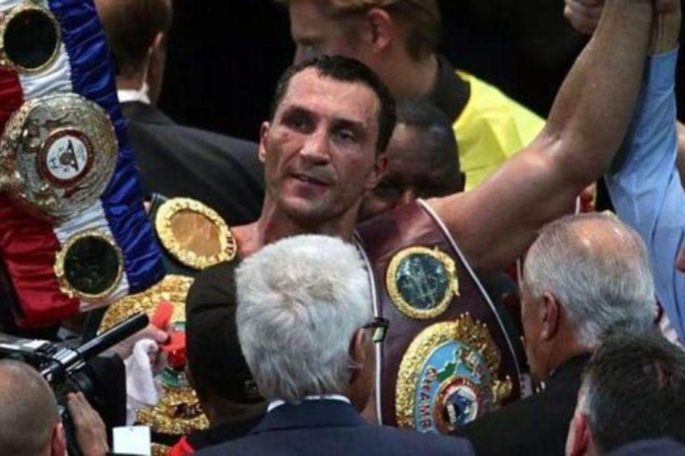 Μποξ: Ακλόνητος ο Klitschko (videos)