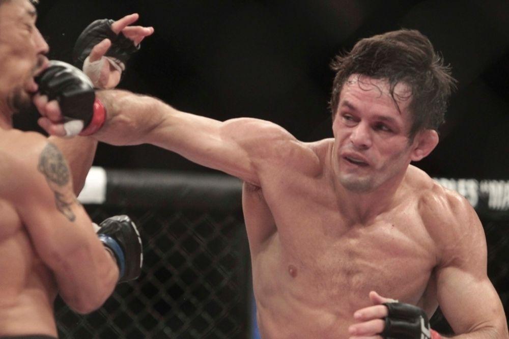 UFC Fight Night 29: Νέα ατυχία για Damm
