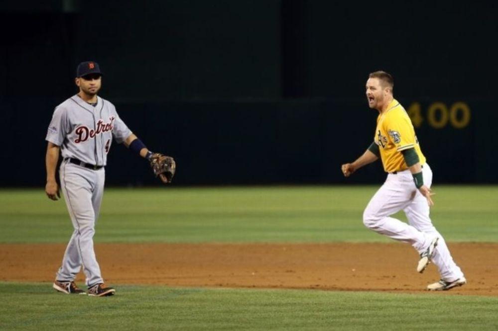 MLB: «Walk off» Αθλέτικς (videos)