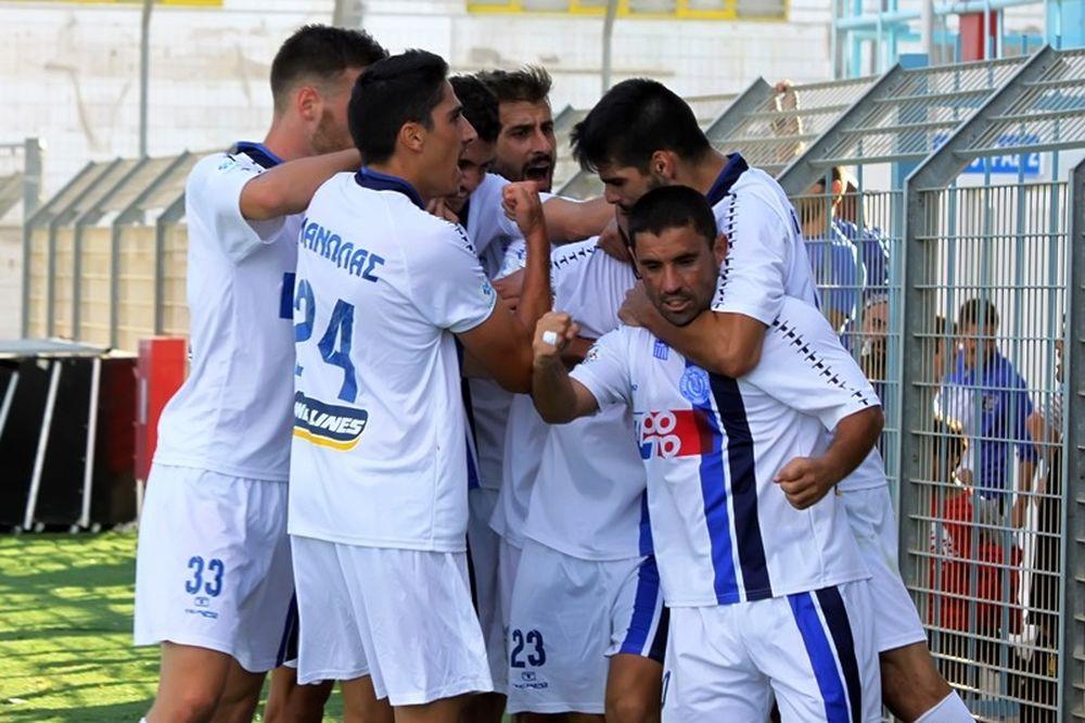 Ιστορική νίκη για Χανιά, 1-0 τον Φωκικό