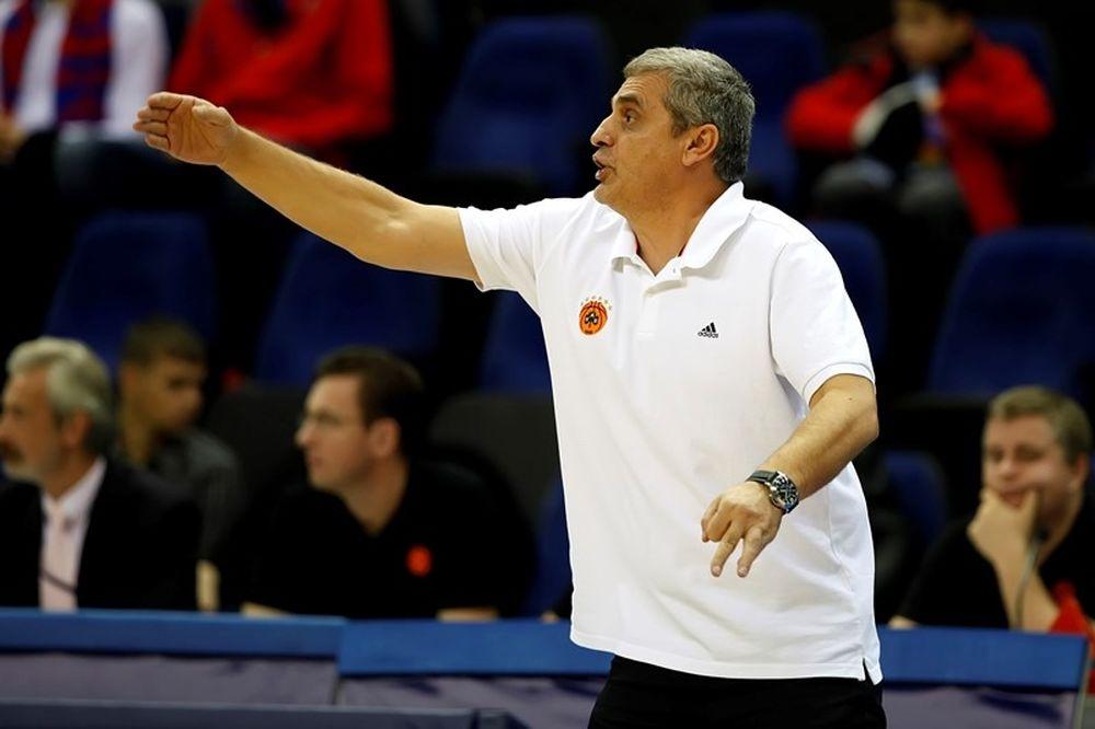 Πεδουλάκης: «Είμαστε καλύτεροι, πρέπει να γίνουμε ομάδα»