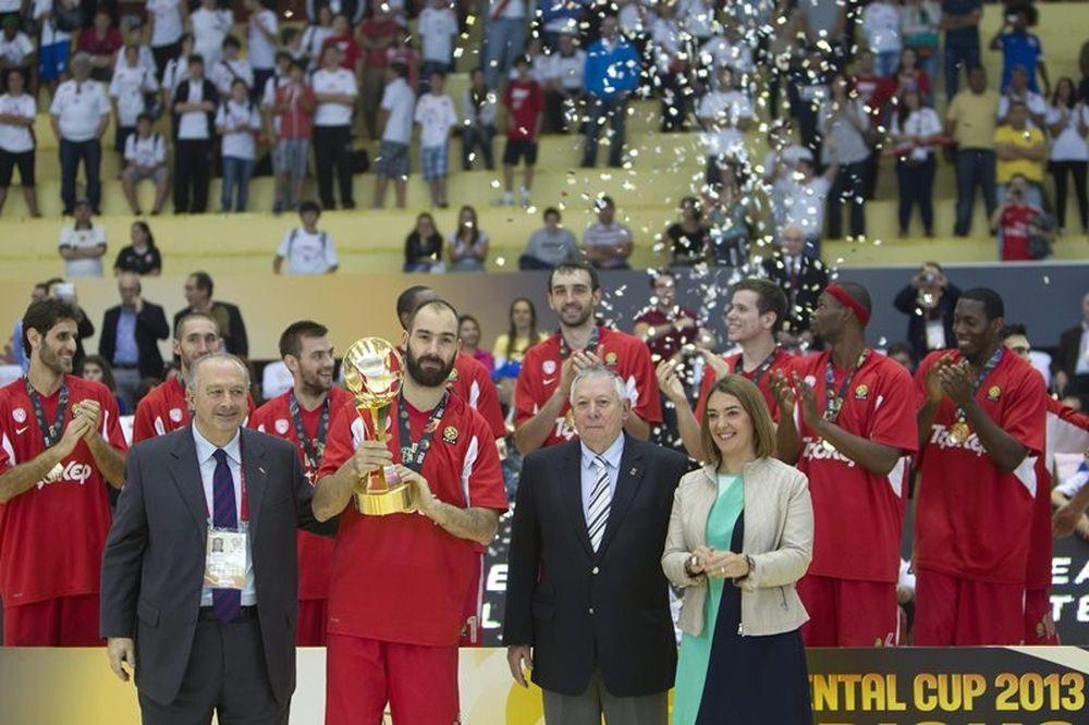 Ολυμπιακός: Συγχαρητήρια από την ΠΑΕ για το Διηπειρωτικό