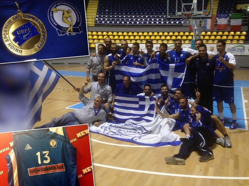 «Χρυσή» Ελληνική Αστυνομία (photos)