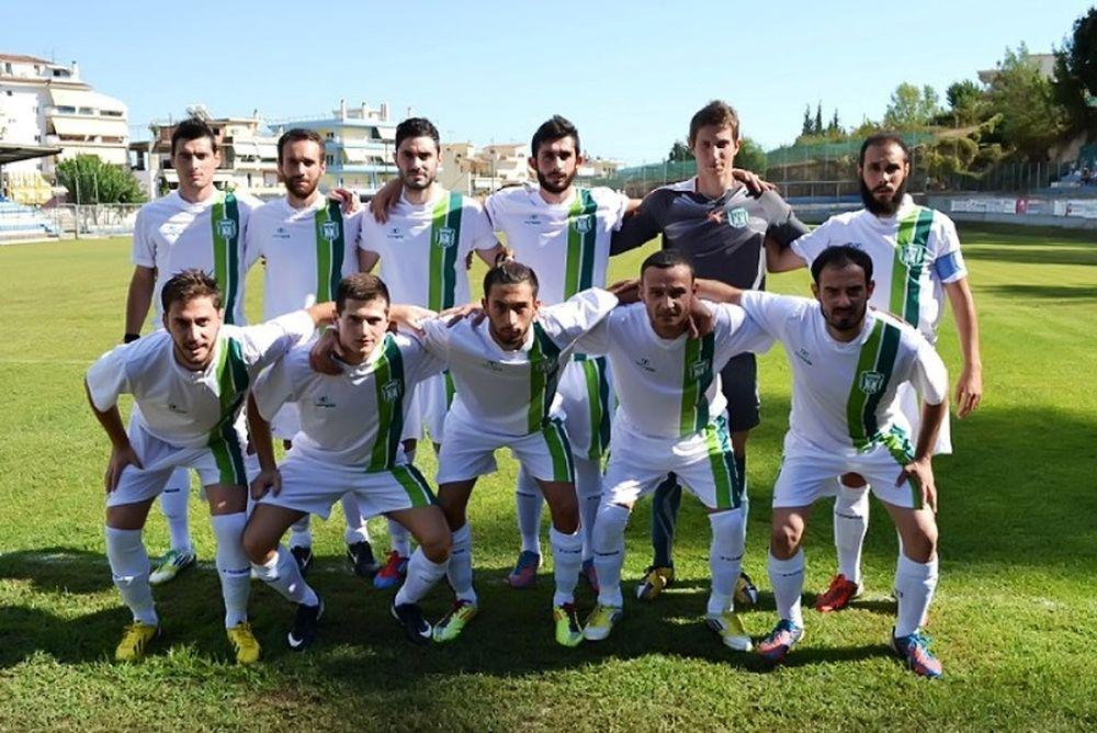 Πυρσός Γρεβενών – Όλυμπος Κέρκυρας 3-0