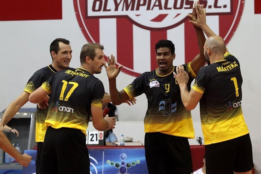 ΑΕΚ: «Ιστορική η νίκη επί του Ολυμπιακού»
