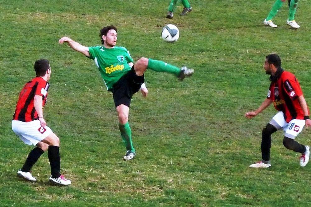 Ορφέας Ελευθερούπολης – Μακεδονικός 0-0