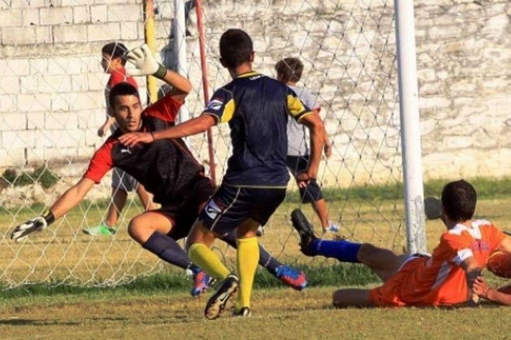 Ηρακλής Αμπ. – Νέστος Χρυσούπολης 0-0
