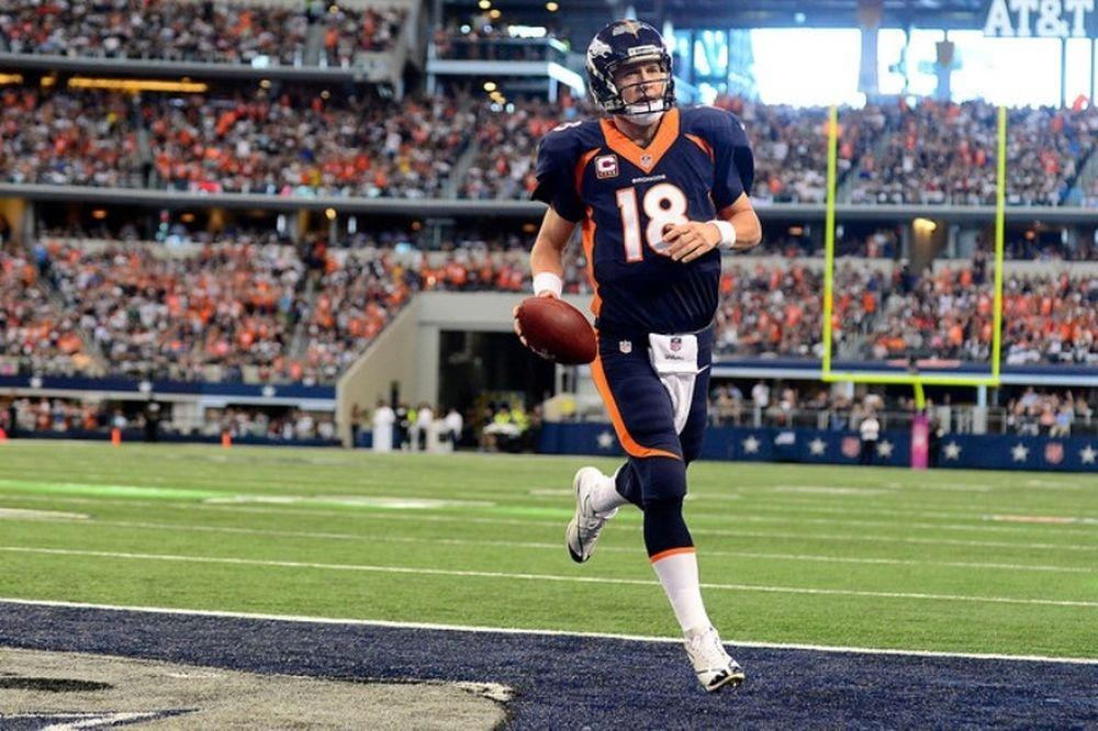 NFL: «Τρελός» Romo, πιο «τρελός» Manning (videos)