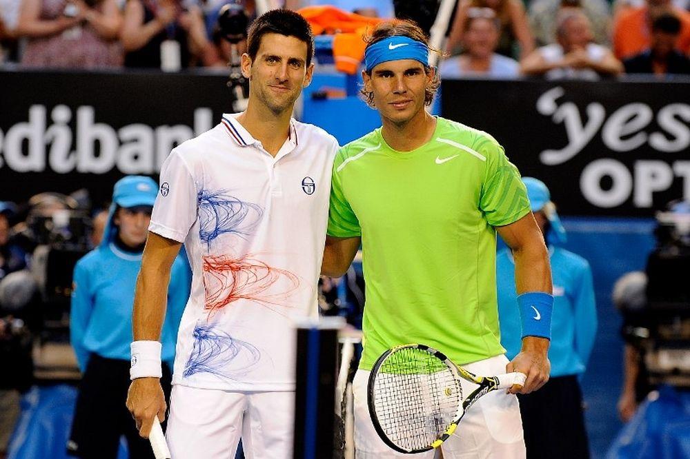 Τένις: Πέρασε τον Τζόκοβιτς ο Ναδάλ, «κατηφόρα» για Παγδατή