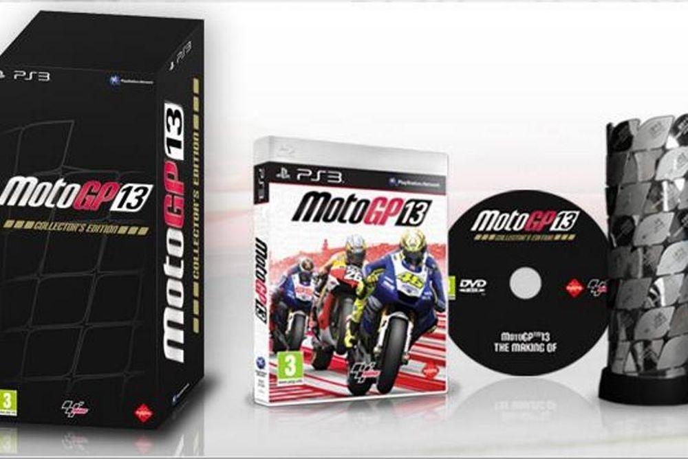 Moto GP: Το video game σε συλλεκτική έκδοση (photo+video)