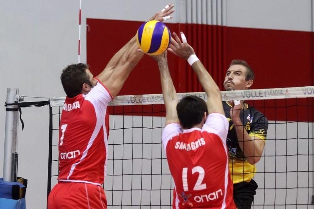 Volleyleague: Το πρόγραμμα των τεσσάρων πρώτων αγωνιστικών