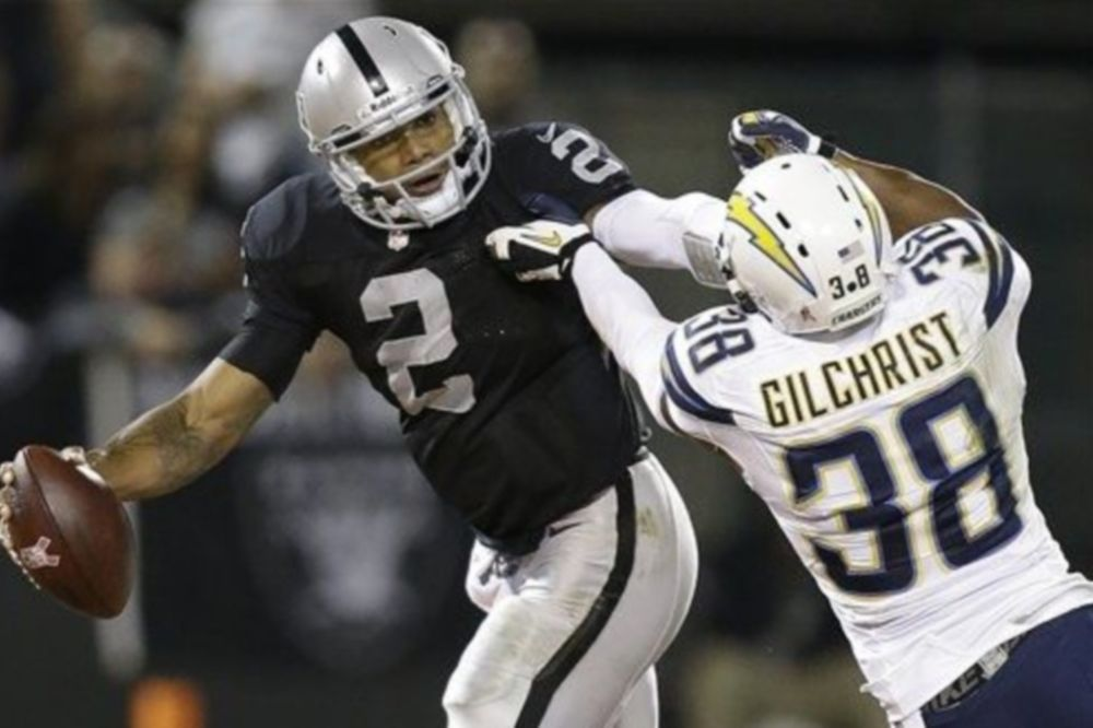 NFL: Βραδινή νίκη για Ρέιντερς (videos)