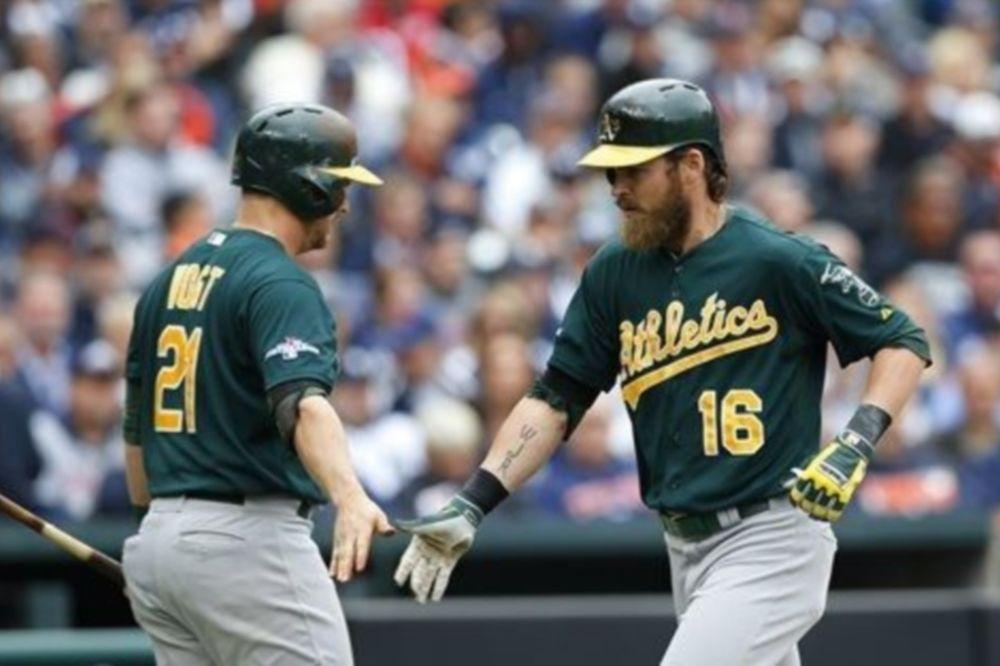 MLB: Τρία homers και προβάδισμα για Αθλέτικς (videos)