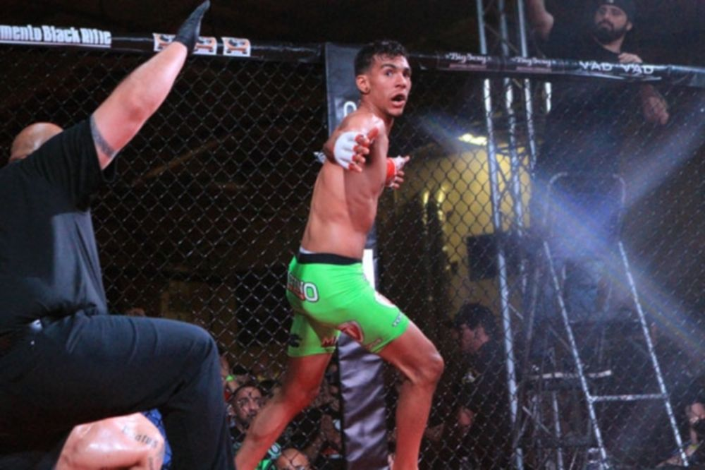 UFC 166: Προσθήκη του «Touchy» Fili