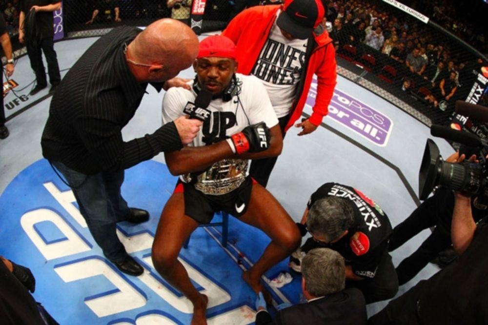 UFC 169: Αλλαγή ημερομηνίας για το «Jones vs Teixeira»