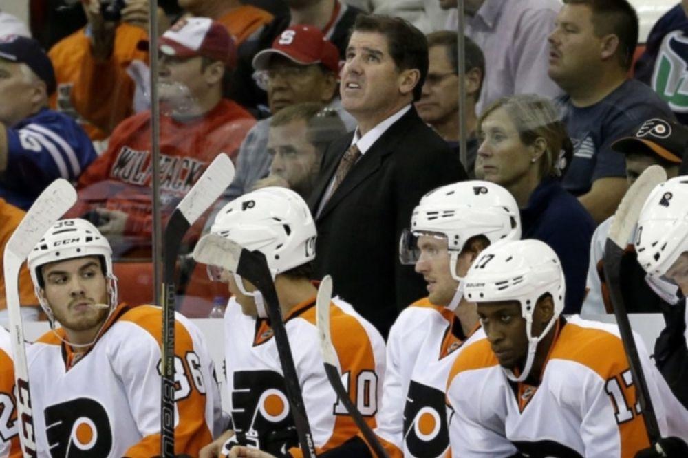 NHL: Απόλυση… αστραπή από Φλάιερς
