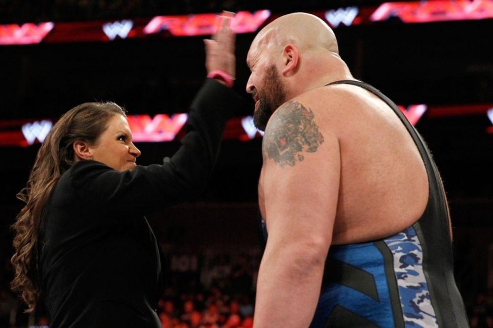 Raw SuperShow : Και… απολυμένος ο Big Show (photos+videos)
