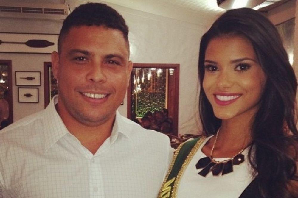 Ο Ρονάλντο και η… Μις Βραζιλία (photo)