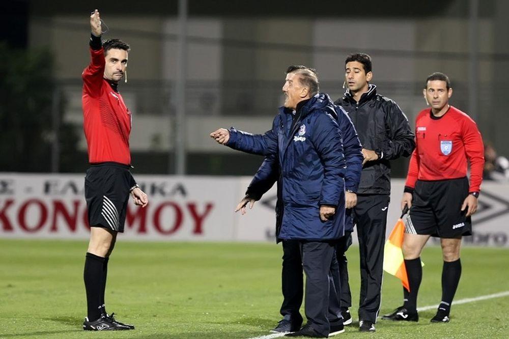 Super League: Σε απολογία Ματζουράκης και επτά ΠΑΕ