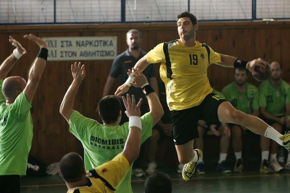 Διομήδης Άργους - ΑΕΚ: Σαν... τελικός