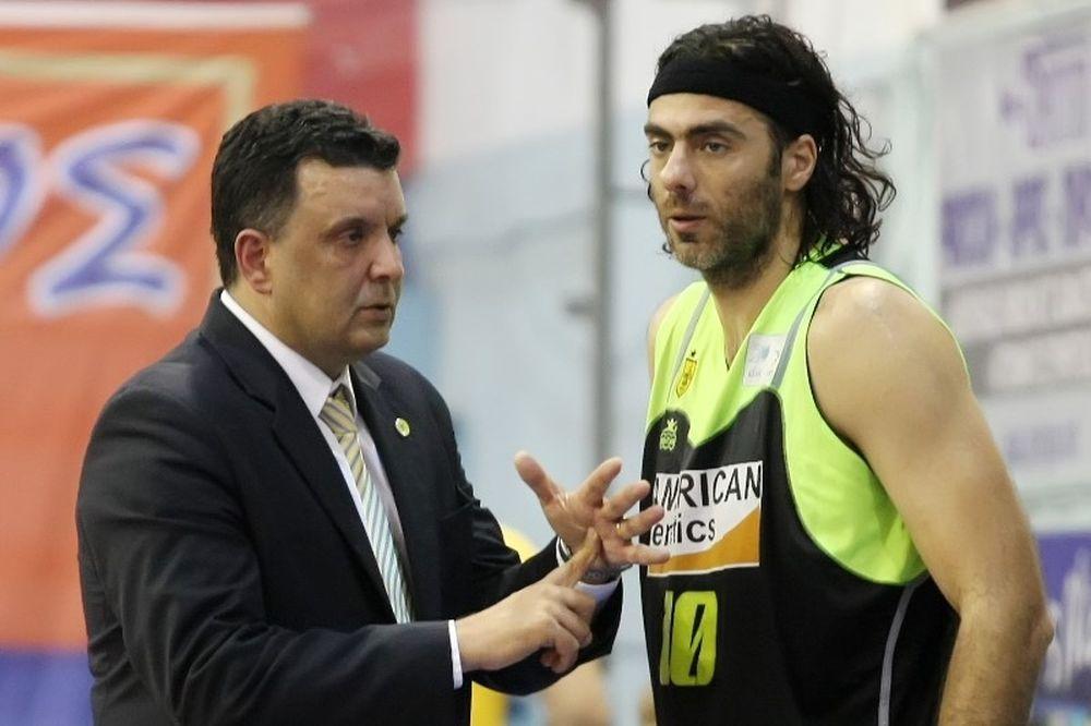 Γαβριηλίδης: «Σε καλό δρόμο Σαρικόπουλος, Χαντ»