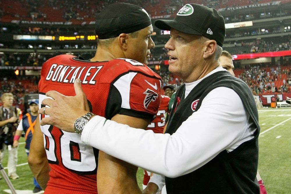 NFL: Προς ανταλλαγή ο Tony Gonzalez…