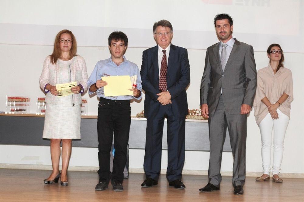 Education Awards Εκπαιδευτικού ομίλου Ξυνή-Βραβείο Μεταφορών