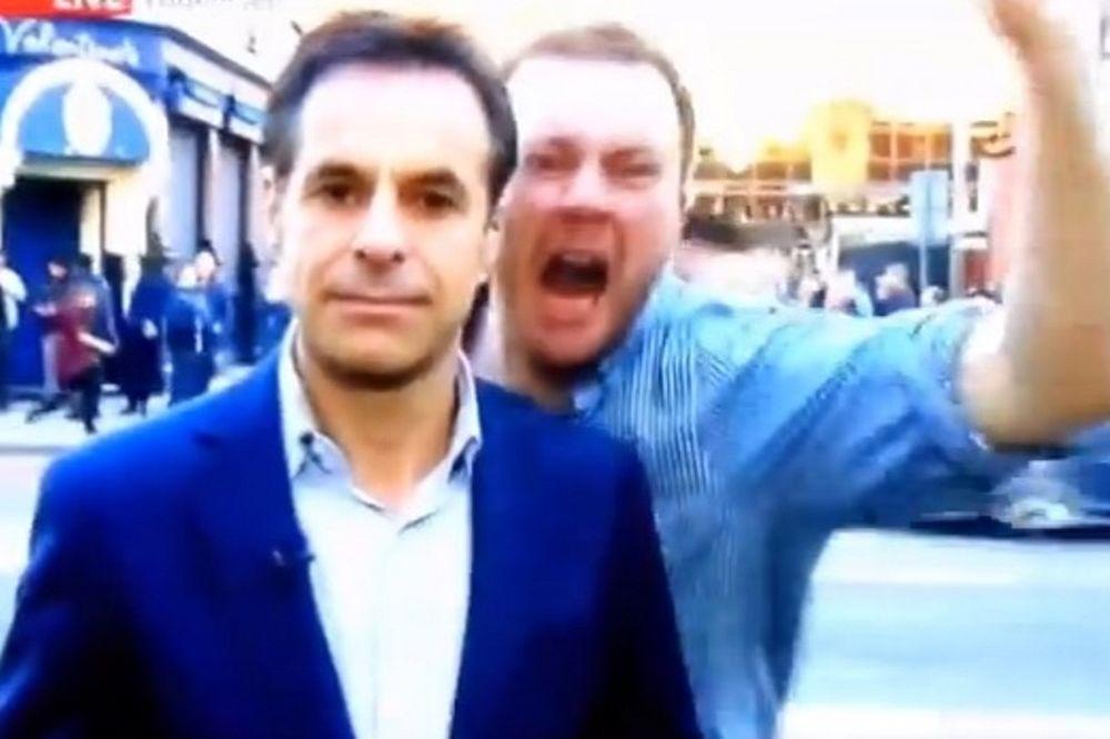 Γουέστ Χαμ: Του… έσπασε το τύμπανο! (video)