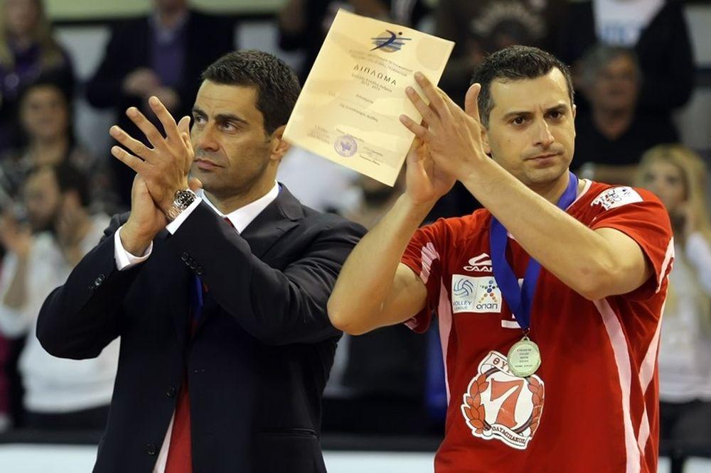 Ολυμπιακός: Συνέντευξη Τύπου για Ελλάδα και Ευρώπη