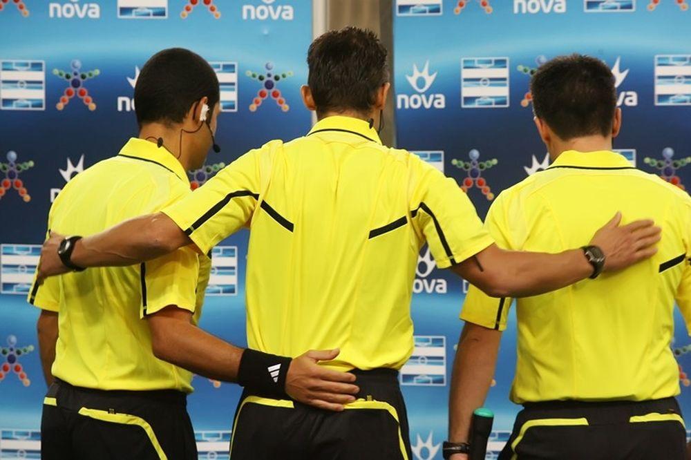 Κύπελλο Γ' Εθνικής: Οι διαιτητές του 1ου ομίλου