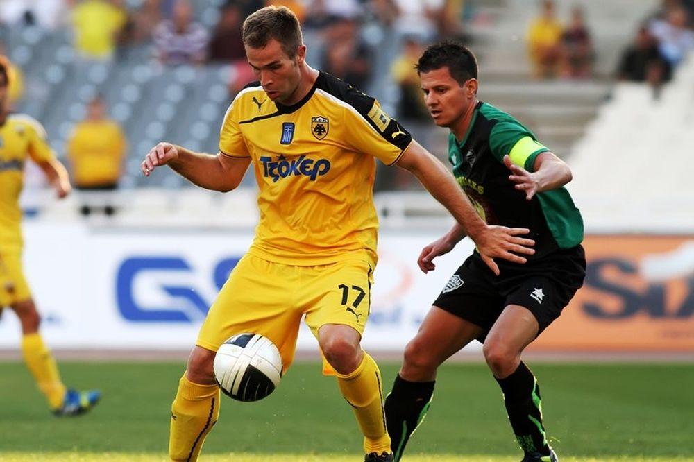 AEK: Επιστρέφει ο Μπρέσεβιτς