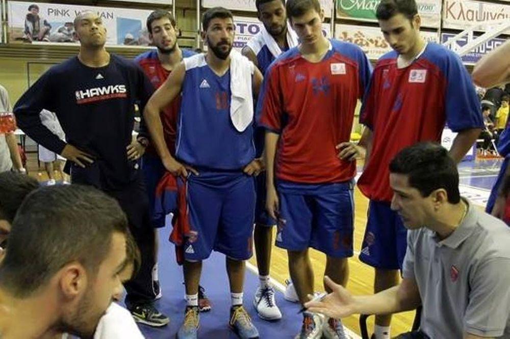 Σφαιρόπουλος: «Ξέραμε πως θα είναι δύσκολα»
