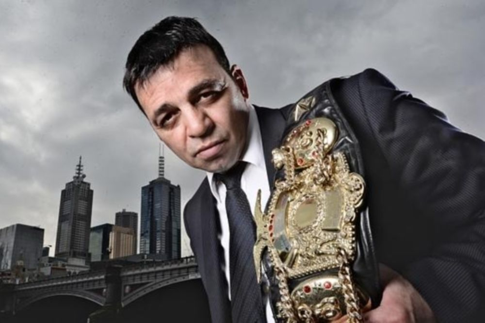 Kickboxing: Στο πάνθεον της Αυστραλίας ο Stan The Man