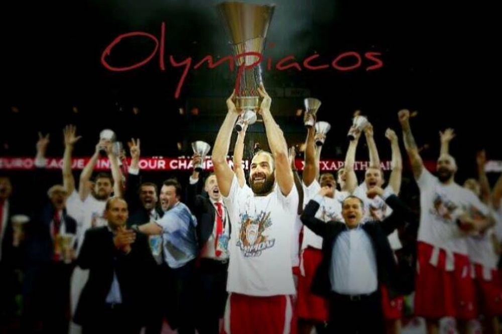 Ολυμπιακός: «Ευχαριστούμε για τις αναμνήσεις» (video)